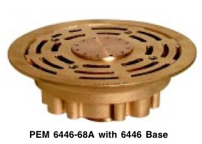 PEM 6446-68 Spray and Drain Combination