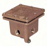 PEM J2 Junction Box (4x 1/2in. Outlets)