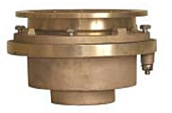 PEM 6112 2in. Adjustable Bronze Base
