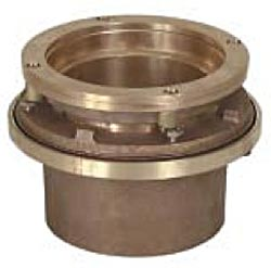 PEM 6114 4in. Adjustable Bronze Base